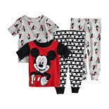 Disney's Mickey Mouse Baby Boy Tops & Bottoms Pajama Set