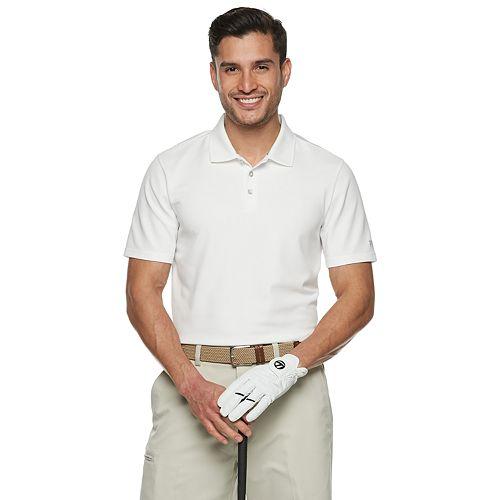Men's FILA SPORT GOLF® Regular-Fit Pro Core Pique Performance Polo