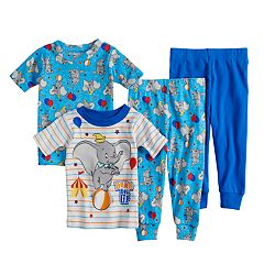 Disney's Dumbo Baby Boy Tops & Bottoms Pajama Set