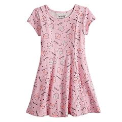 Disney's Minnie Mouse Girls 4-12 Princess Seam Dress by Jumping Beans®