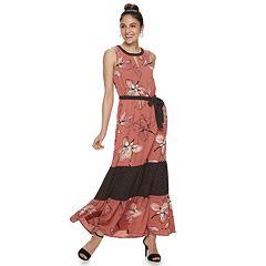 df0eb8fa4eadd Women s Apt. 9® Tiered Ruffle Maxi Dress