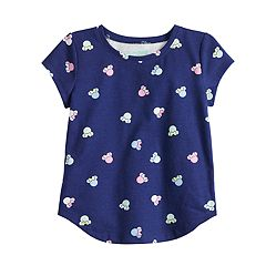 Disney's Minnie Mouse Toddler Girl Printed Tee by Jumping Beans®