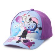 Disney's Vampirina Toddler Girl Purple Baseball Cap
