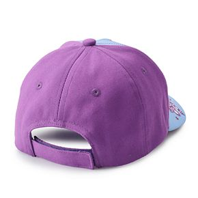Disney's Vampirina Toddler Girl Purple Baseball Cap