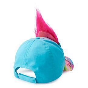 Toddler Girl DreamWorks Trolls Poppy Hair Baseball Cap