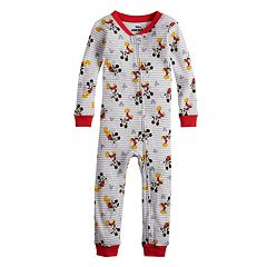 Disney's Mickey Mouse Baby Boy Coveralls