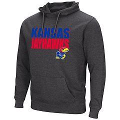 Men's Kansas Jayhawks Graphic Pullover Hoodie
