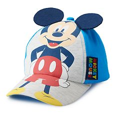 Disney's Mickey Mouse Toddler Boy 3D Ears Hat