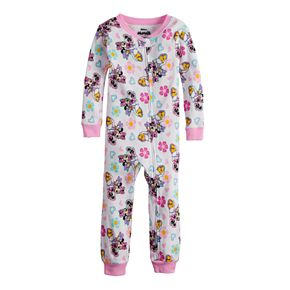 Disney's Minnie Mouse & Daisy Duck Baby Girl Coveralls