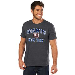 Big & Tall New York Giants Heart & Soul Tee