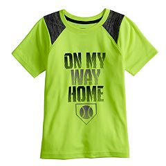 Boys 4-12 Jumping Beans® 'On My Way Home' Baseball Active Tee