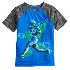 Boys 4-12 Jumping Beans® Baseball Batter Active Raglan Tee
