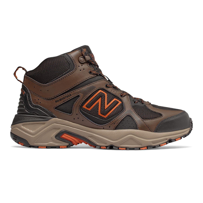 new balance men's hiking shoes