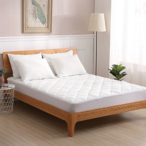 Dream On Cooling Knit Fabric Mattress Pad