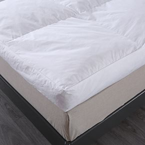Dream On 5-in. Gusset Feather Mattress Topper
