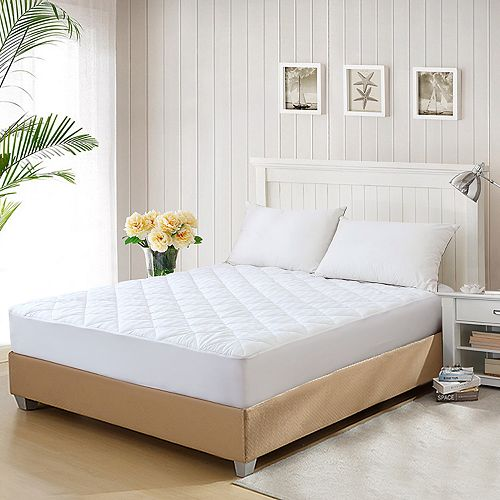 Dream On Cotton Waterproof Mattress Pad