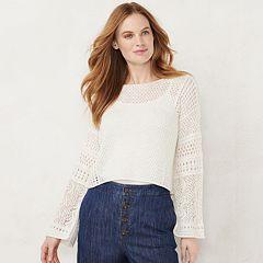 205fe9e30ff Womens LC Lauren Conrad Sweaters - Tops, Clothing | Kohl's