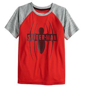 Boys 4-12 Jumping Beans® Marvel Spider-Man Raglan Tee