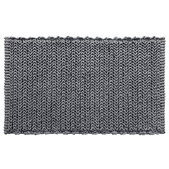 Madison Park Signature Copula Yarn Dyed Cotton Chenille Chain Stitch Rug