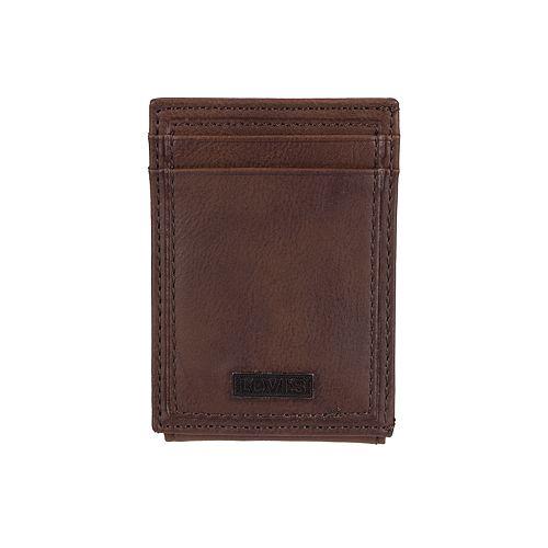 Men's Levi's RFID-Blocking Slim Front-Pocket Wallet