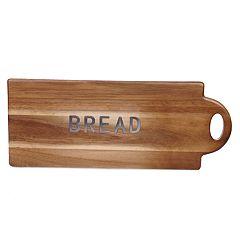 Certified International Acacia Wood Bread Board