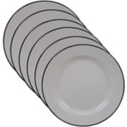 Certified International Enamel 6-pc. Dinner Plate Set