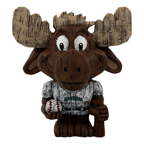 Forever Collectibles Seattle Mariners Moose Animated Figure