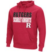 Men's Rutgers Scarlet Knights Wordmark Hoodie