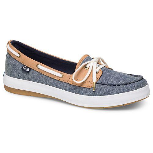 606e398c69122 Keds Charter Women s Boat Shoes