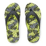 Boys 4-20 Tek Gear® Soft Textured Flip-Flops
