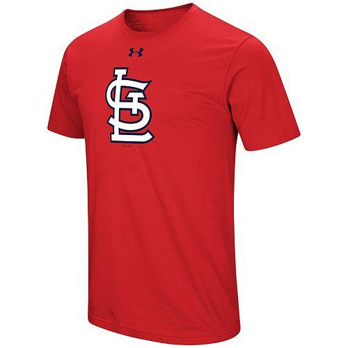 Men's Under Armour St. Louis Cardinals Team Logo Tee