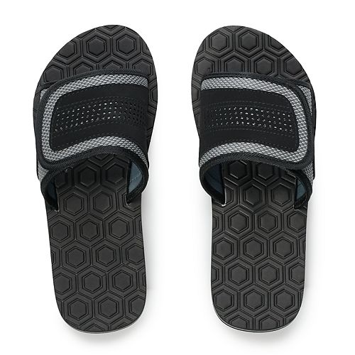 Boys 8-20 Tek Gear® EVA Slide Sandals