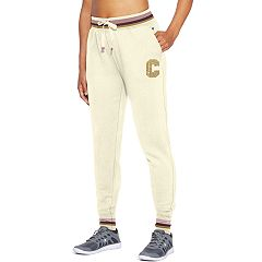 Women's Champion Heritage Fleece Mid-Rise Jogger Sweatpants