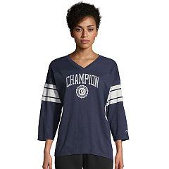 Women's Champion Heritage Football Tee