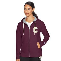 Women's Champion Heritage Fleece Full-Zip Hoodie
