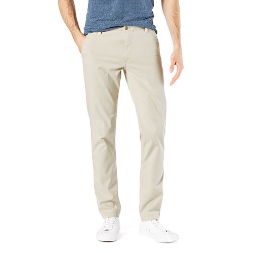 Men's Dockers® Smart 360 FLEX Slim-Fit Khaki Pants D1