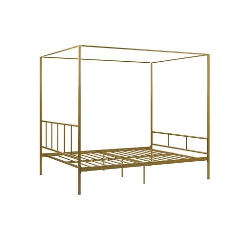 ef90e7f22a1a Novogratz Marion Canopy Bed