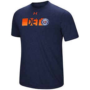 Men's Under Armour Detroit Tigers Fading Fast Tee