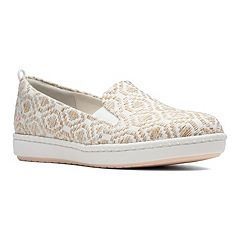 Clarks Step Glow Slip Womens' Sneakers