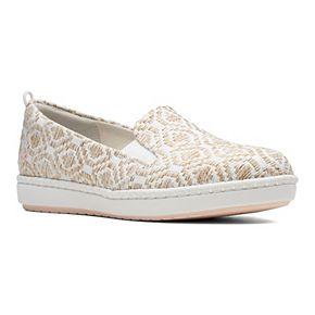Clarks Step Glow Slip Womens' Sneakers
