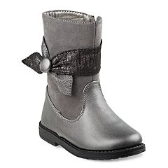 Laura Ashley Girls' Boots with Bow