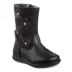 Laura Ashley Girls' Floral Boots