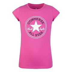 a18bfe3c Girls 7-16 Converse Timeless Chuck Taylor Graphic Tee