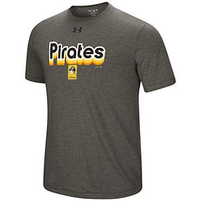 Men's Under Armour Pittsburgh Pirates Saturday Morning Tee