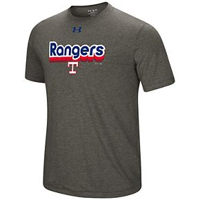 Men's Under Armour Texas Rangers Saturday Morning Tee