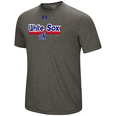 5aa22e9d3 Men's Under Armour Chicago White Sox Saturday Morning Tee