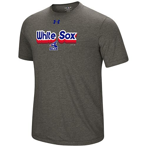 Men's Under Armour Chicago White Sox Saturday Morning Tee