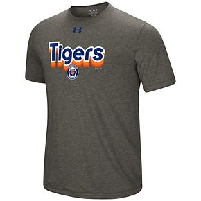 Men's Under Armour Detroit Tigers Saturday Morning Tee