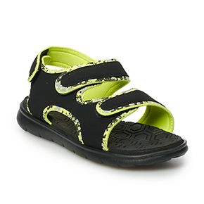 Boys 8-20 Tek Gear® Double Strap Soft Sandals