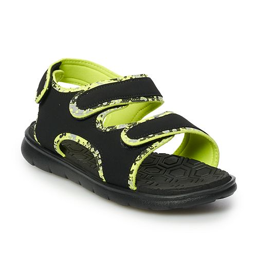 Boys 8-20 Tek Gear® Double Strap Soft Sandals
